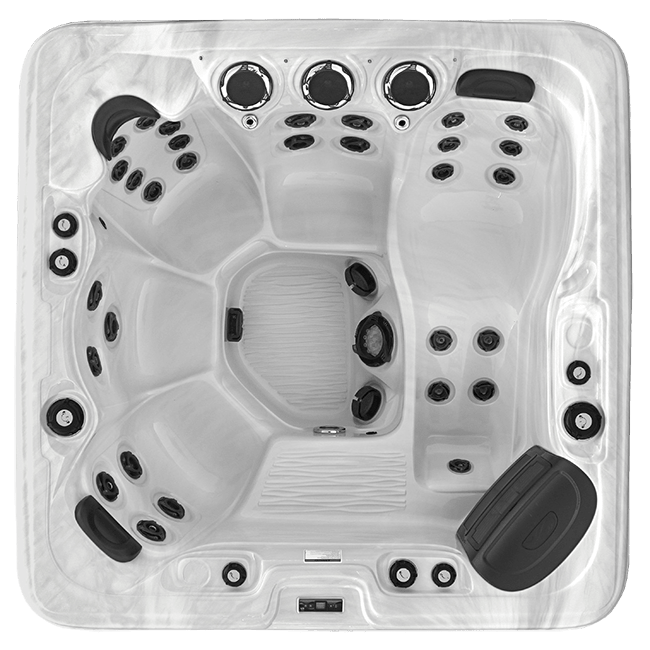 Dynasty Spas Affinity Series L5749 in Arden, NC