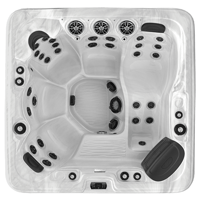 Dynasty Spas Allure Series L749 in Arden, NC