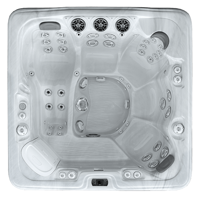 Dynasty Spas Allure Series L872 in Arden, NC