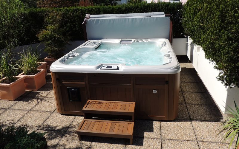 Sundance Spas installation steps