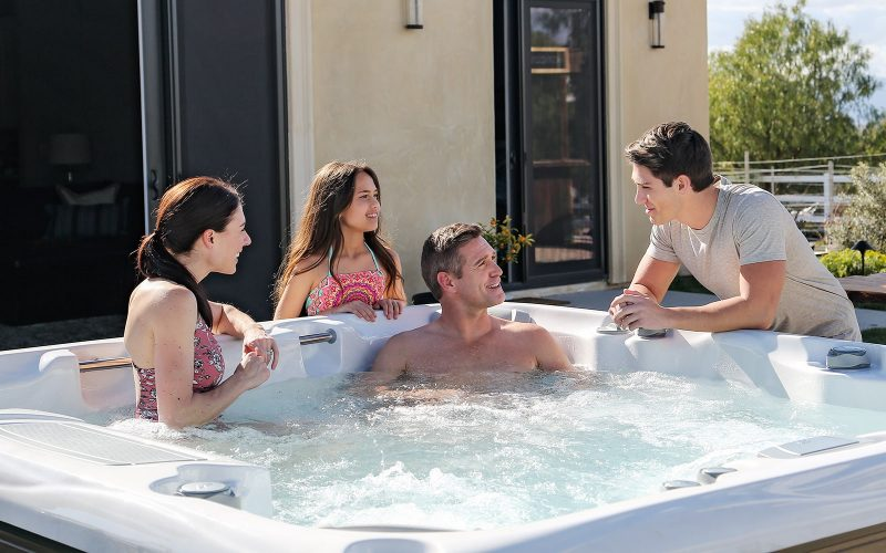 Sundance Spas Family in North Carolina